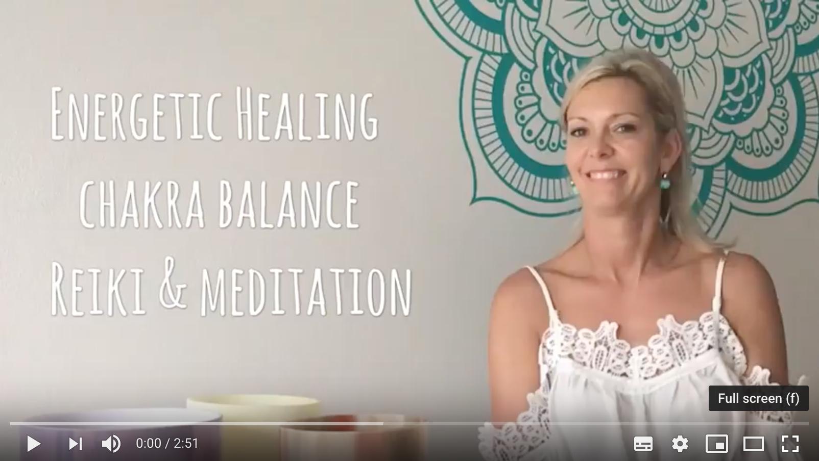 Energetic Healing Sydney