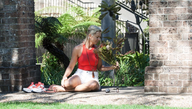 Base root chakra energy healing
