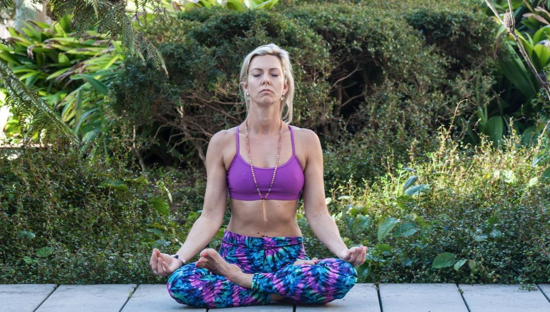 Crown chakra energy healing